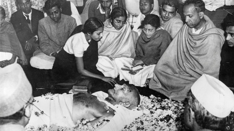 Gandhi Assassinated - HISTORY