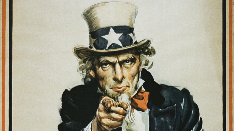 United States nicknamed Uncle Sam - HISTORY