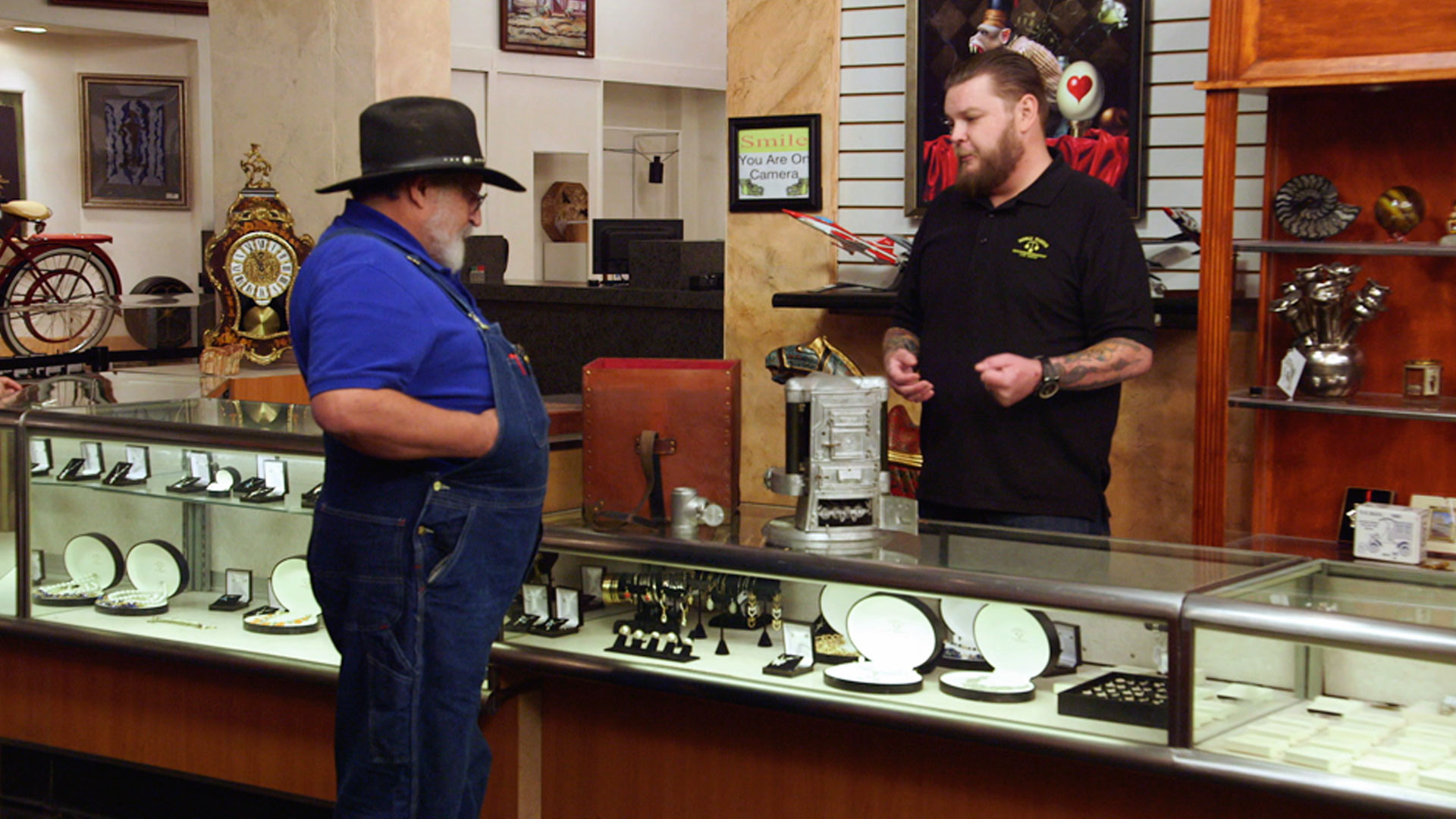 Pawn Stars : He Shoots, He Pawns