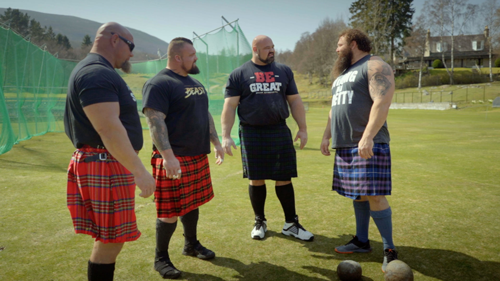 Watch Stronger than a Scotsman Full Episode - The Strongest Man ...