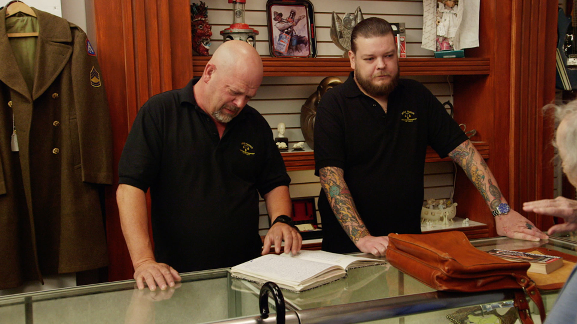 Pawn Stars : Pawn to the Rescue