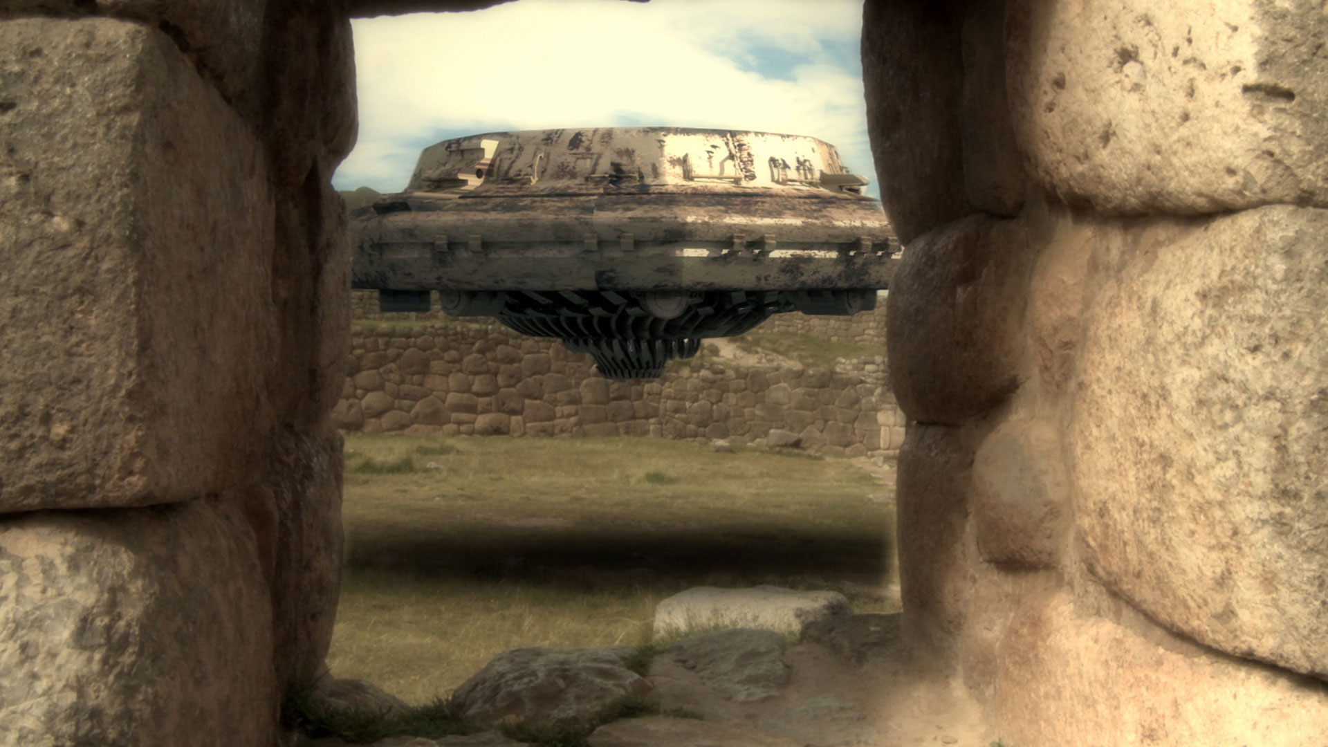 Ancient Aliens : The Alien Architects