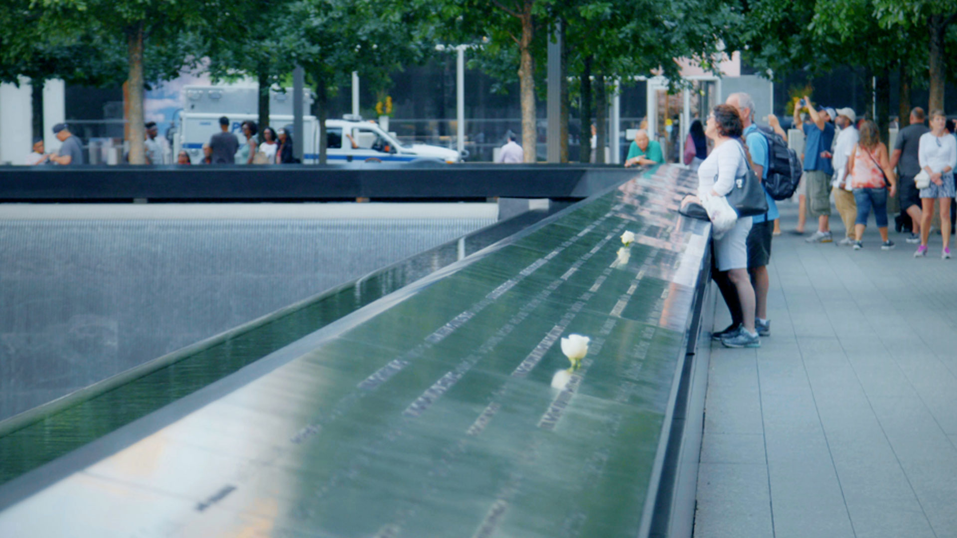New Yorkers Remember 9/11