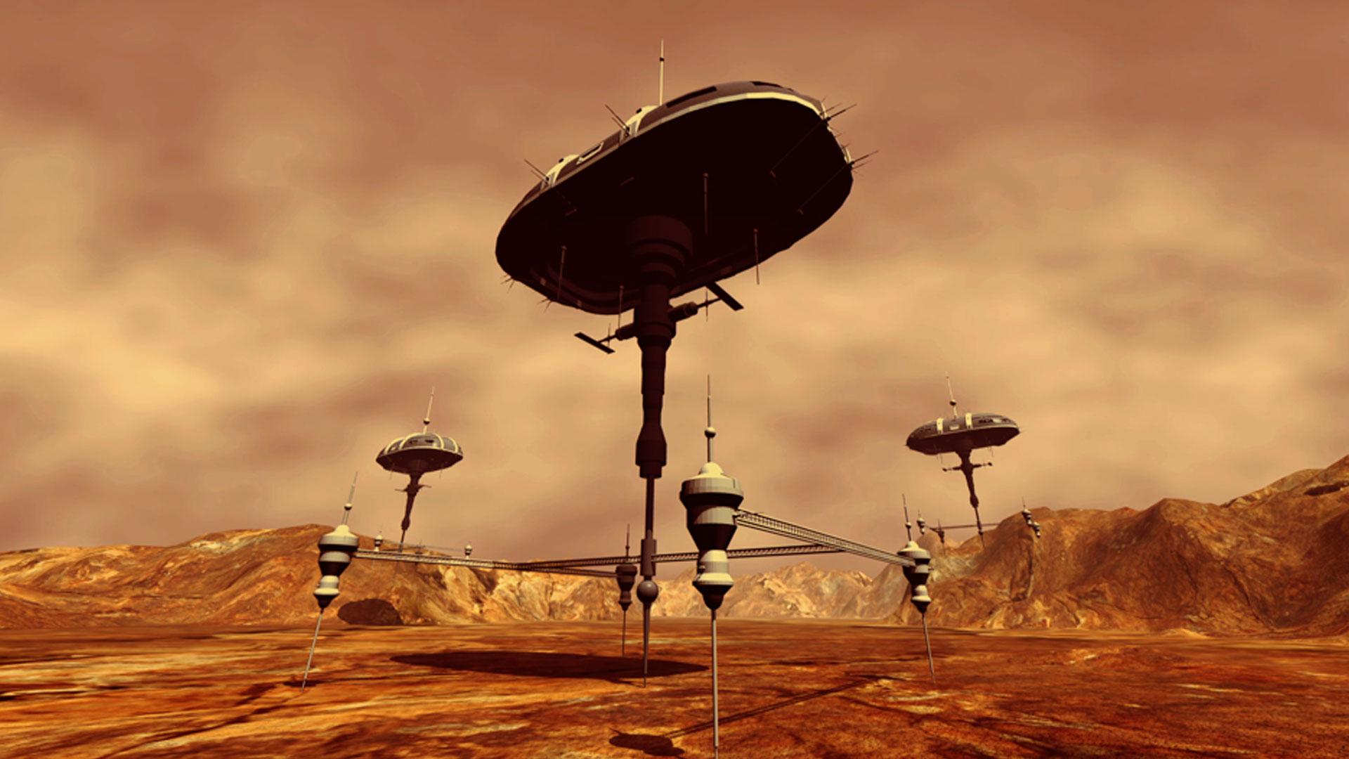 Ancient Aliens : Return to Mars