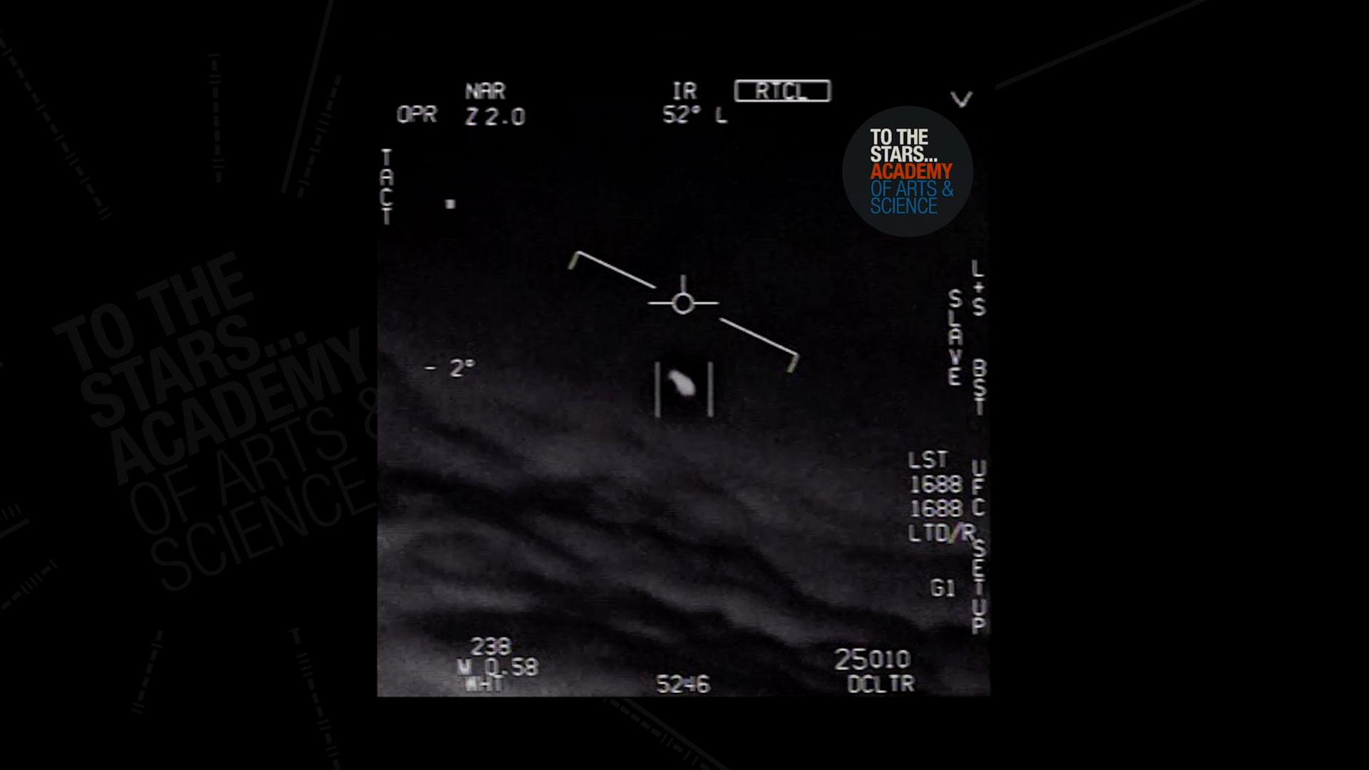 USS Roosevelt 'Gimbal' UFO: Declassified Video