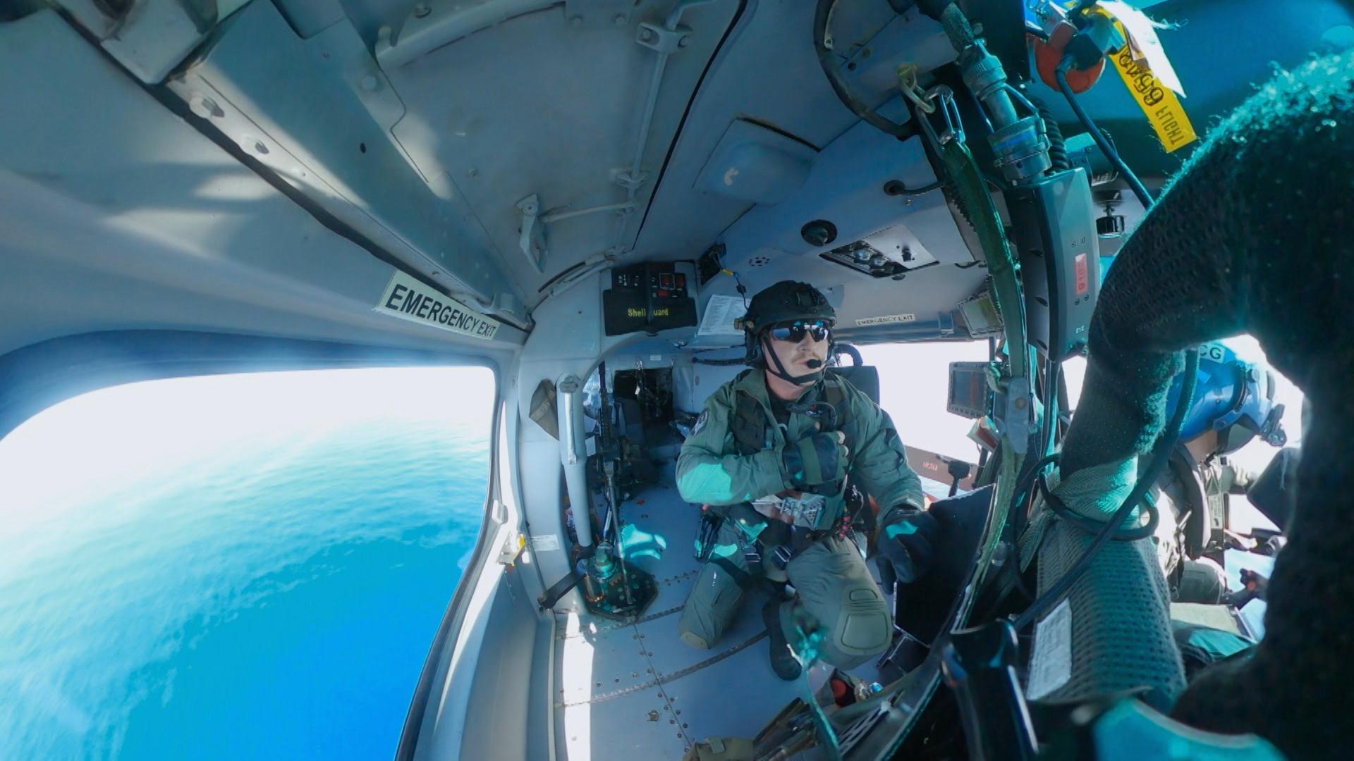 Coast Guard: Mission Critical : In a Marathon Minute