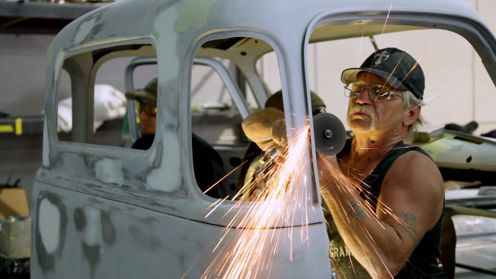 Counting Cars : Major League Muscle