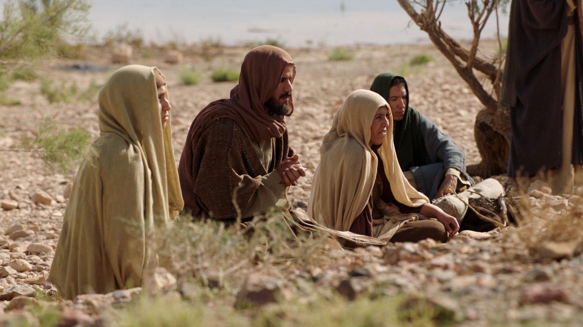 Mary Magdalene: The Crucifixion