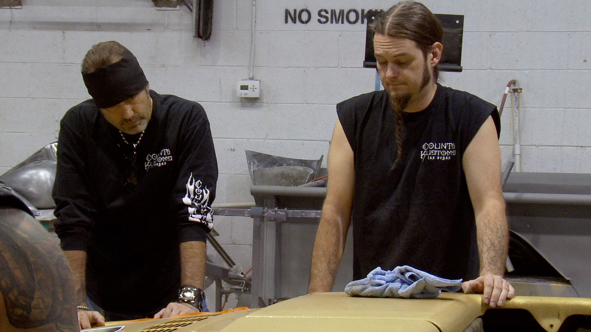 Counting Cars : Pimpmobile