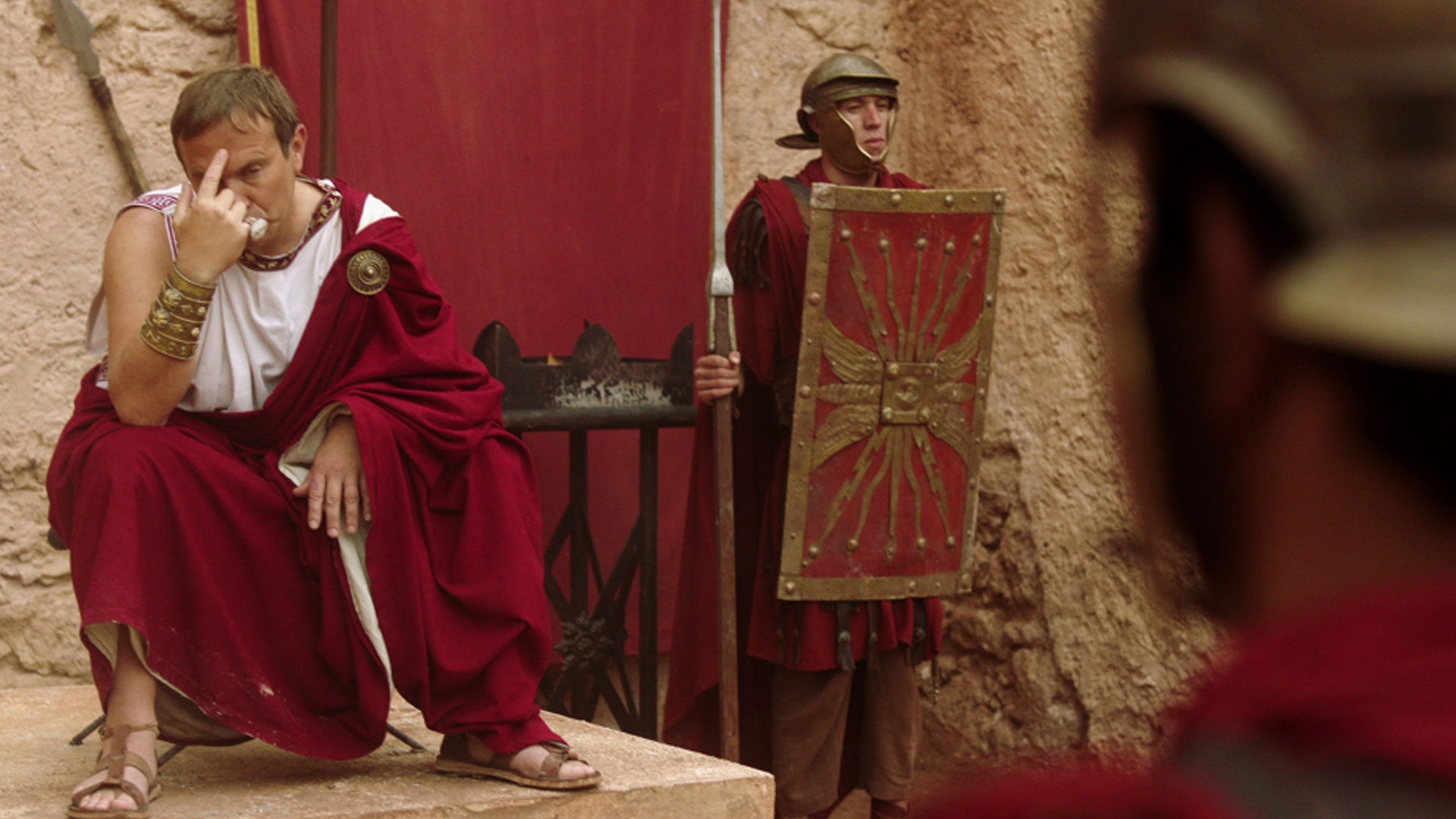 Pilate: The Trial