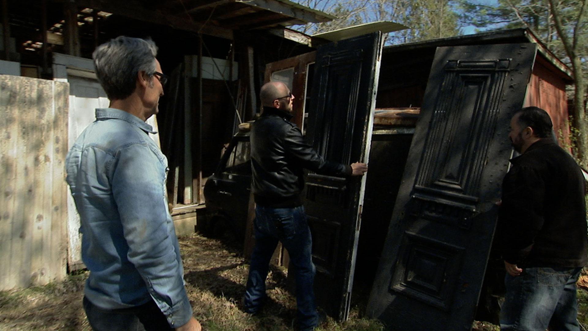 Double Barn Bonanza