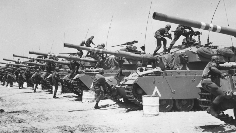 six day war ( altı gün savaşı )