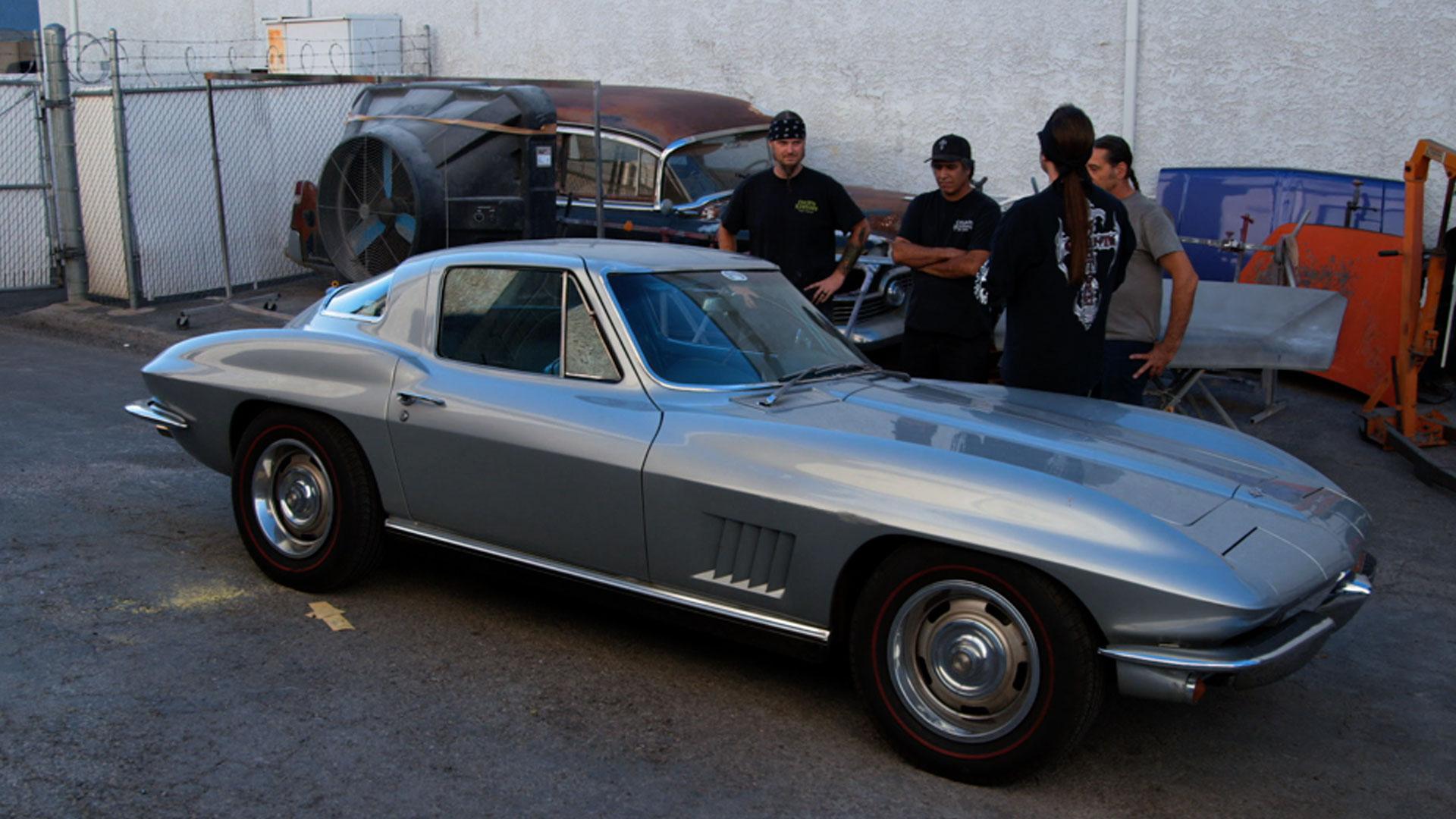 4 Star Corvette