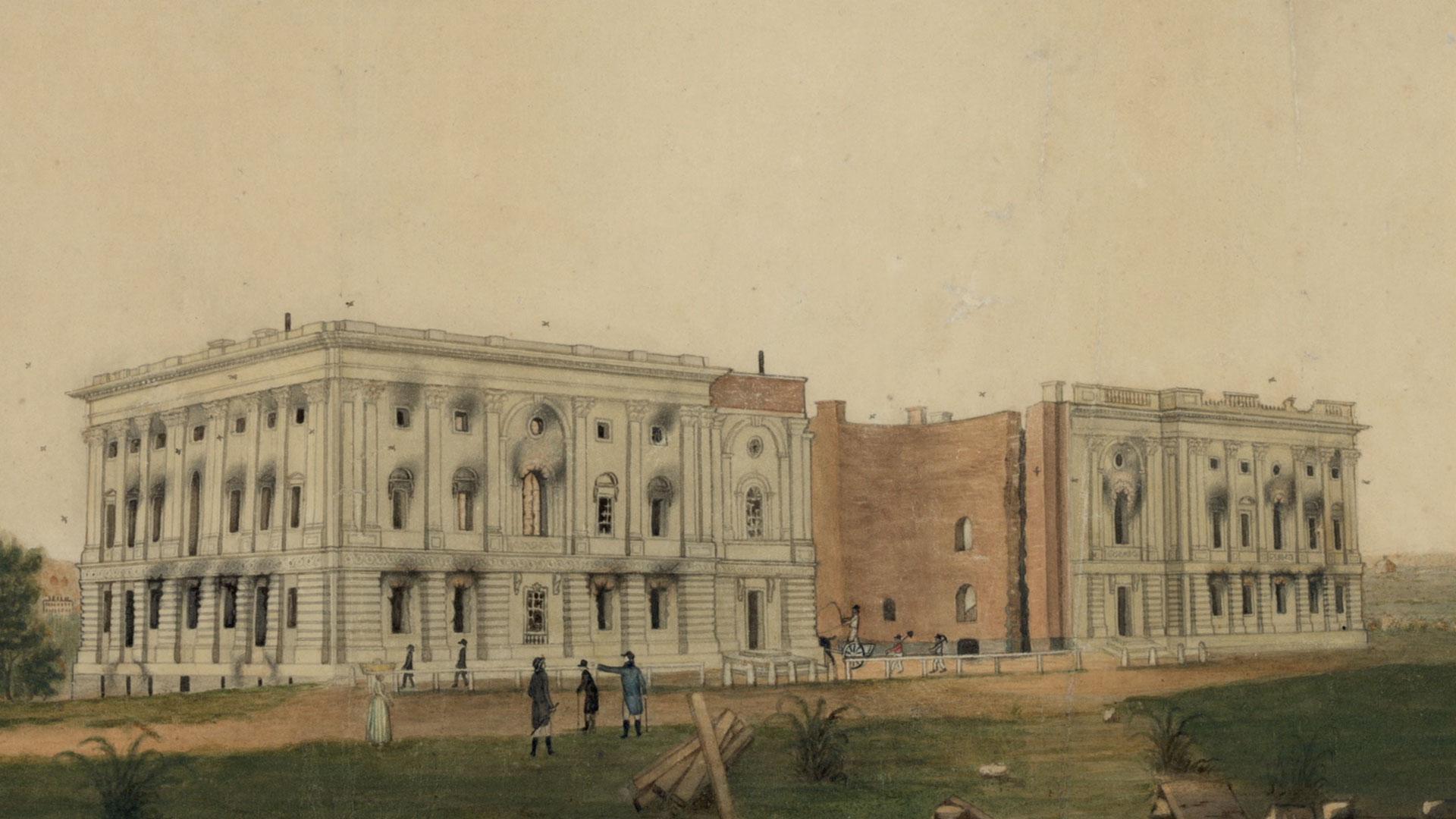 White House Cornerstone