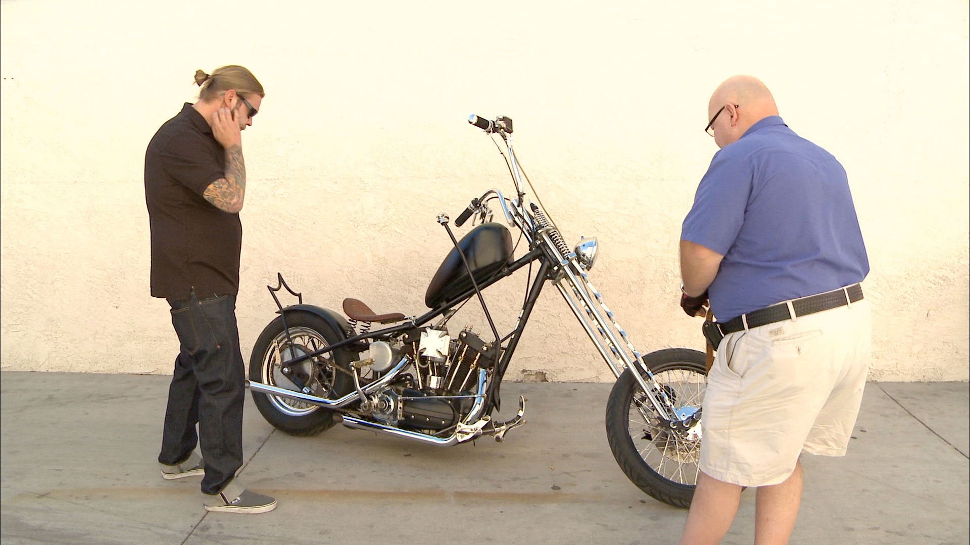 Motorcycle Mayhem