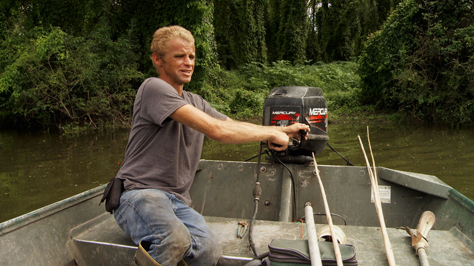 Swamp People : Legends of the Swamp