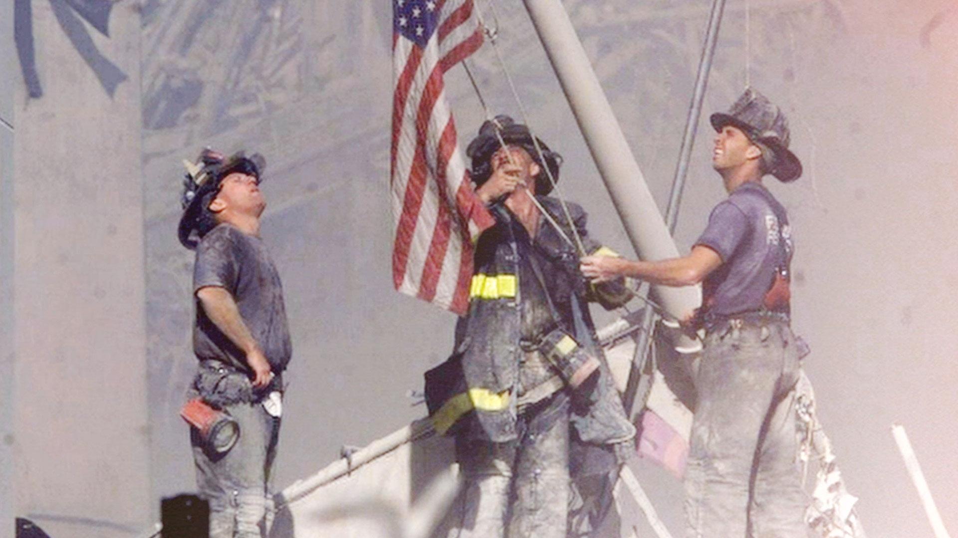 The Ground Zero Flag