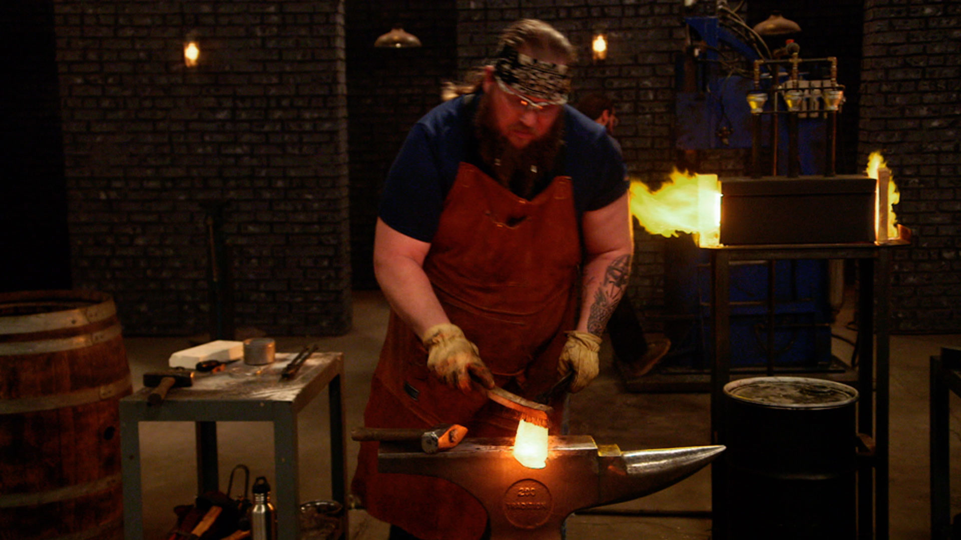 Forged in Fire : The Foot Artillery Sword
