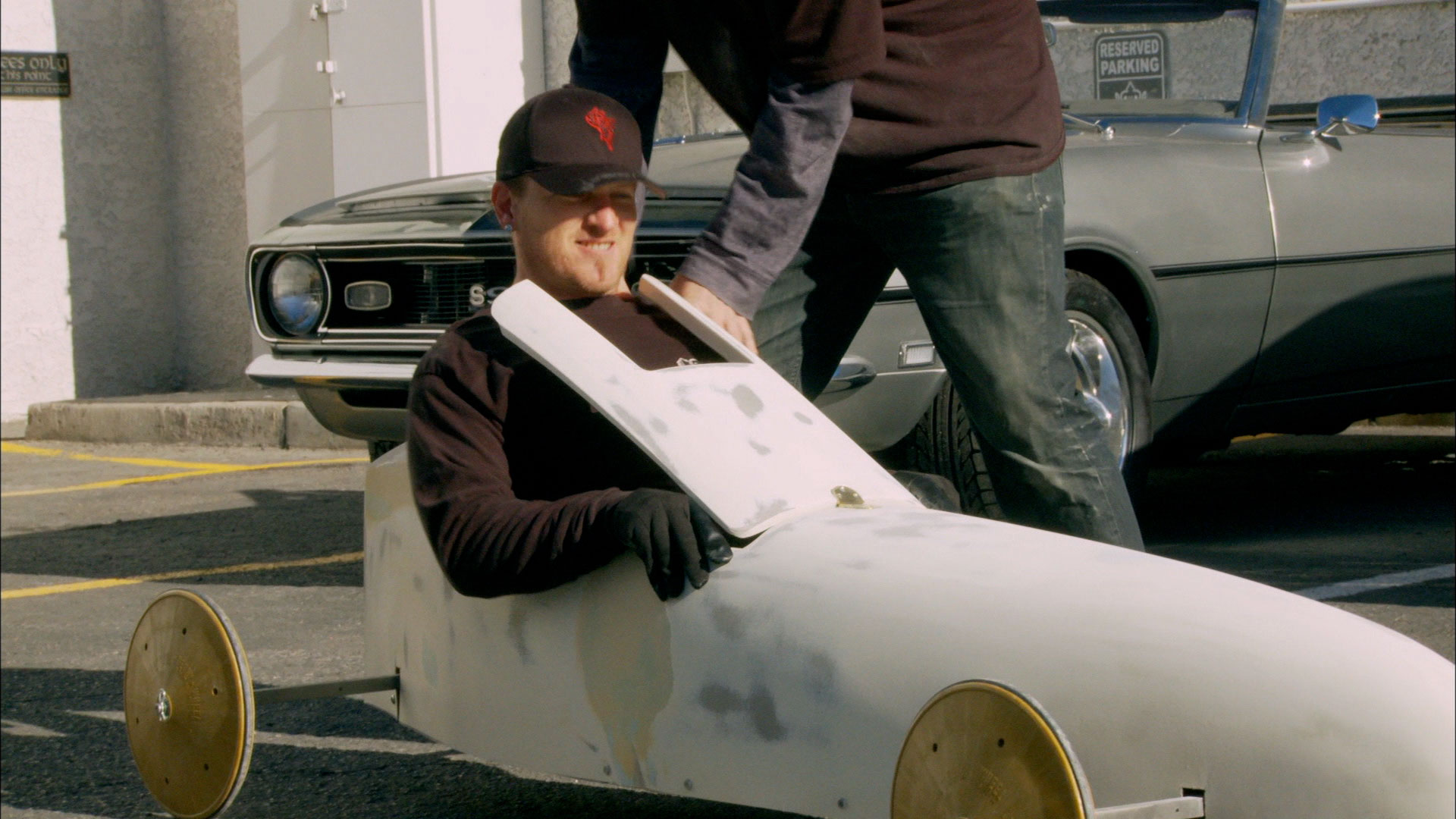 Counting Cars : Soap Box