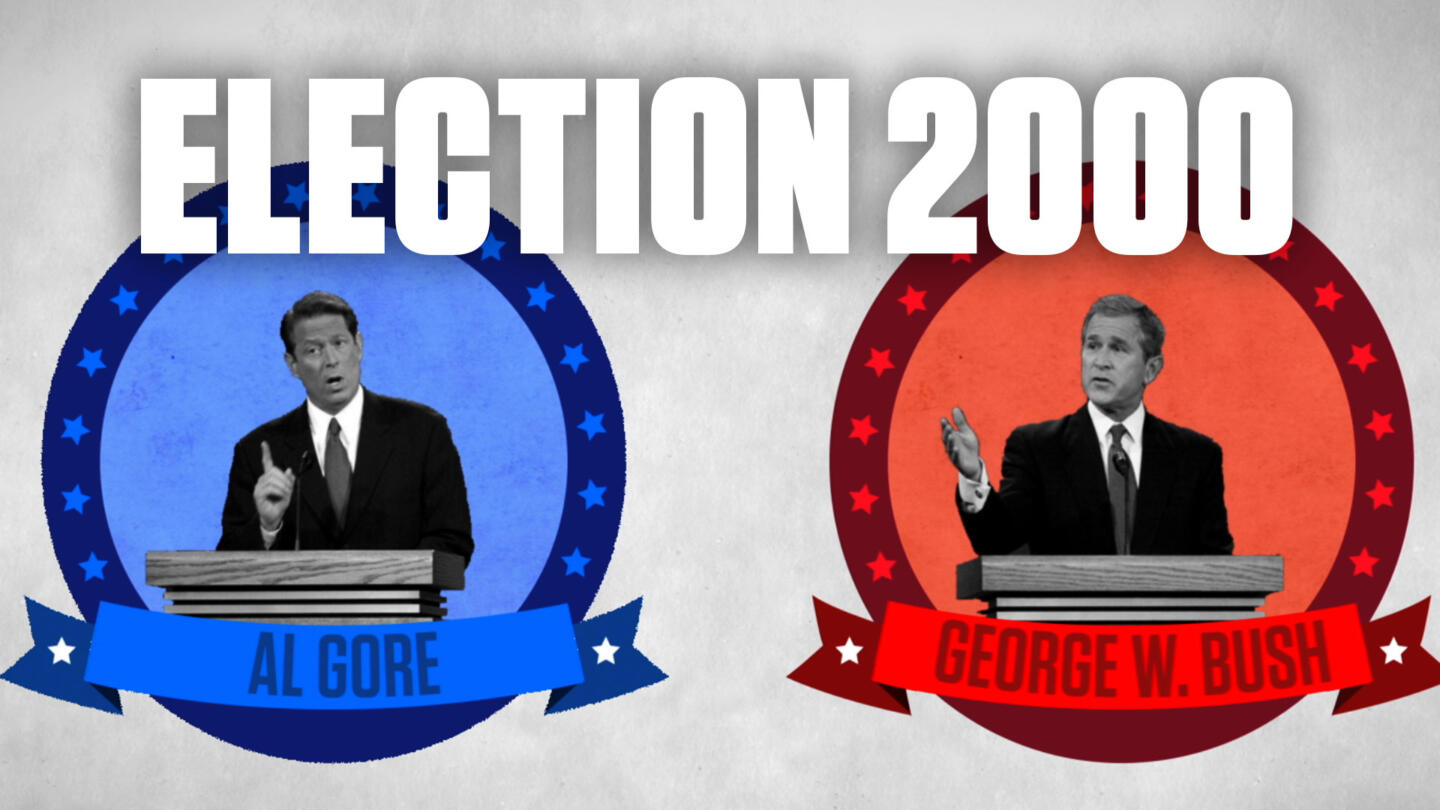 How the U.S. Supreme Court Decided the Presidential Election of 2000 -  HISTORY