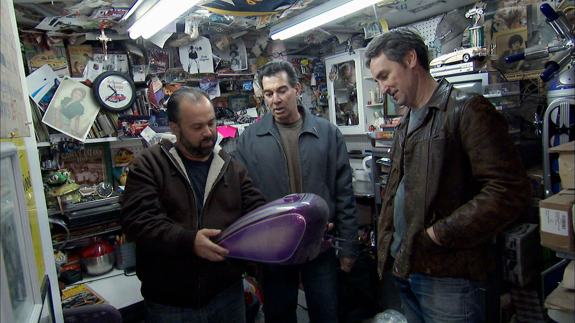Watch Going Hollywood Full Episode - American Pickers -3443