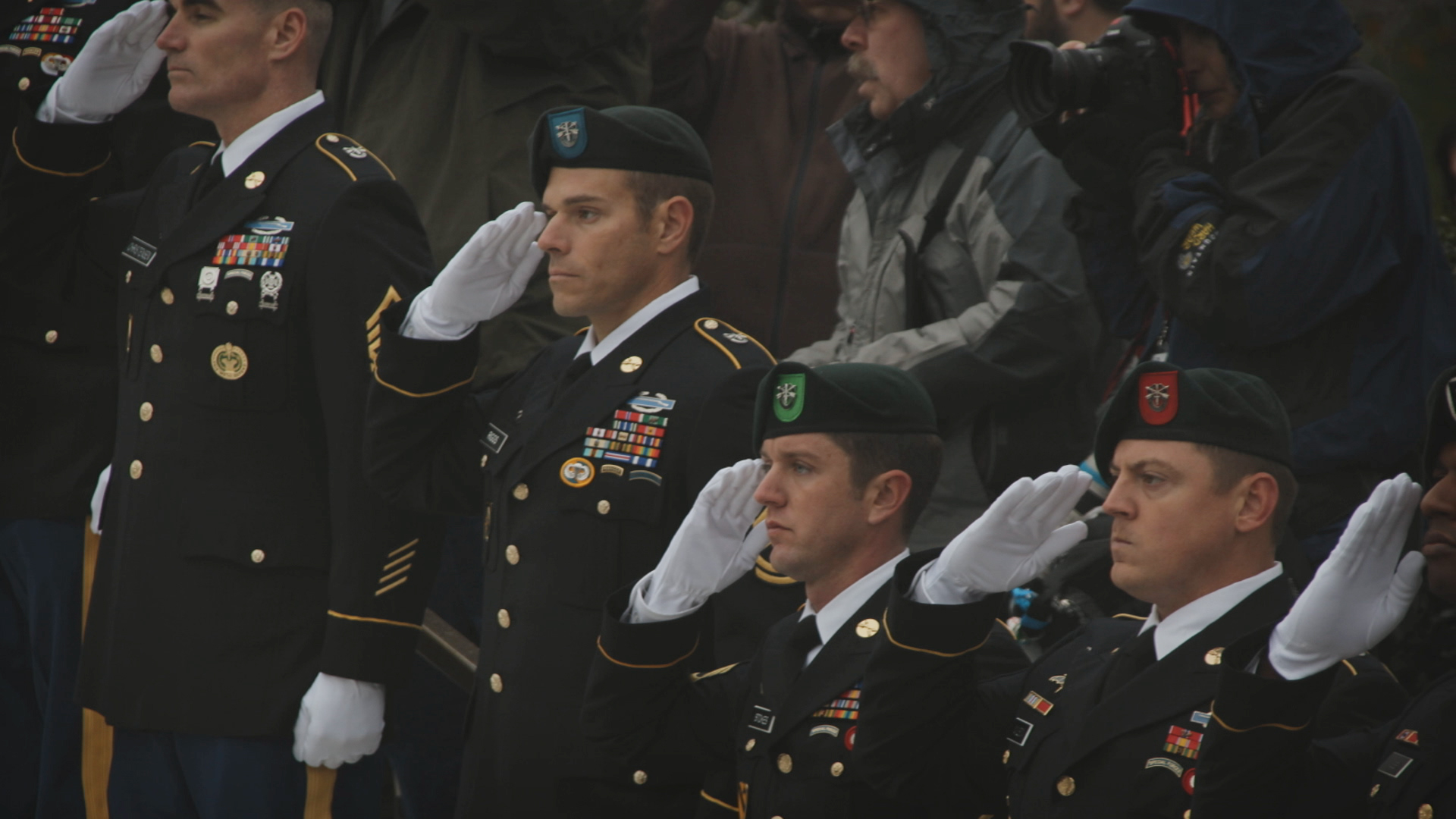 The Green Berets of 7115