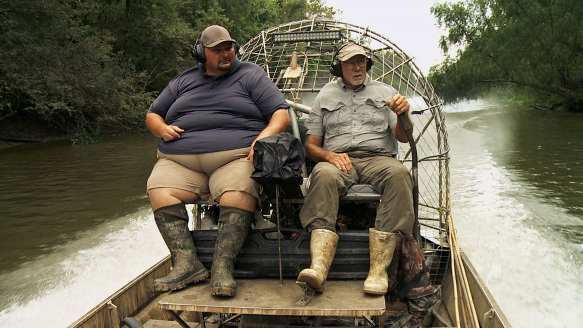 Swamp People : Tag Out or Die Trying