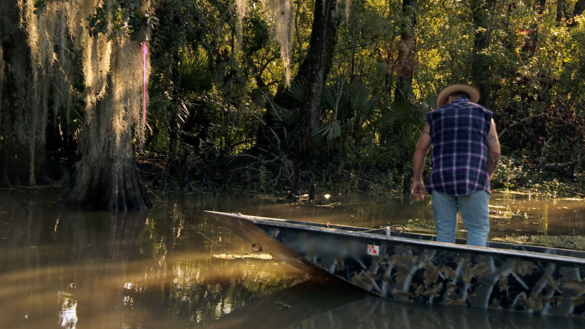 Swamp People : Mystery in the Bayou