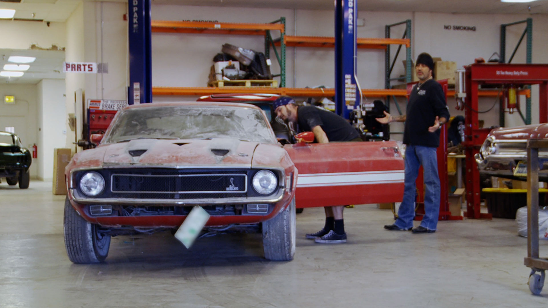 Watch Danny S Detroit Special Full Episode Counting Cars History