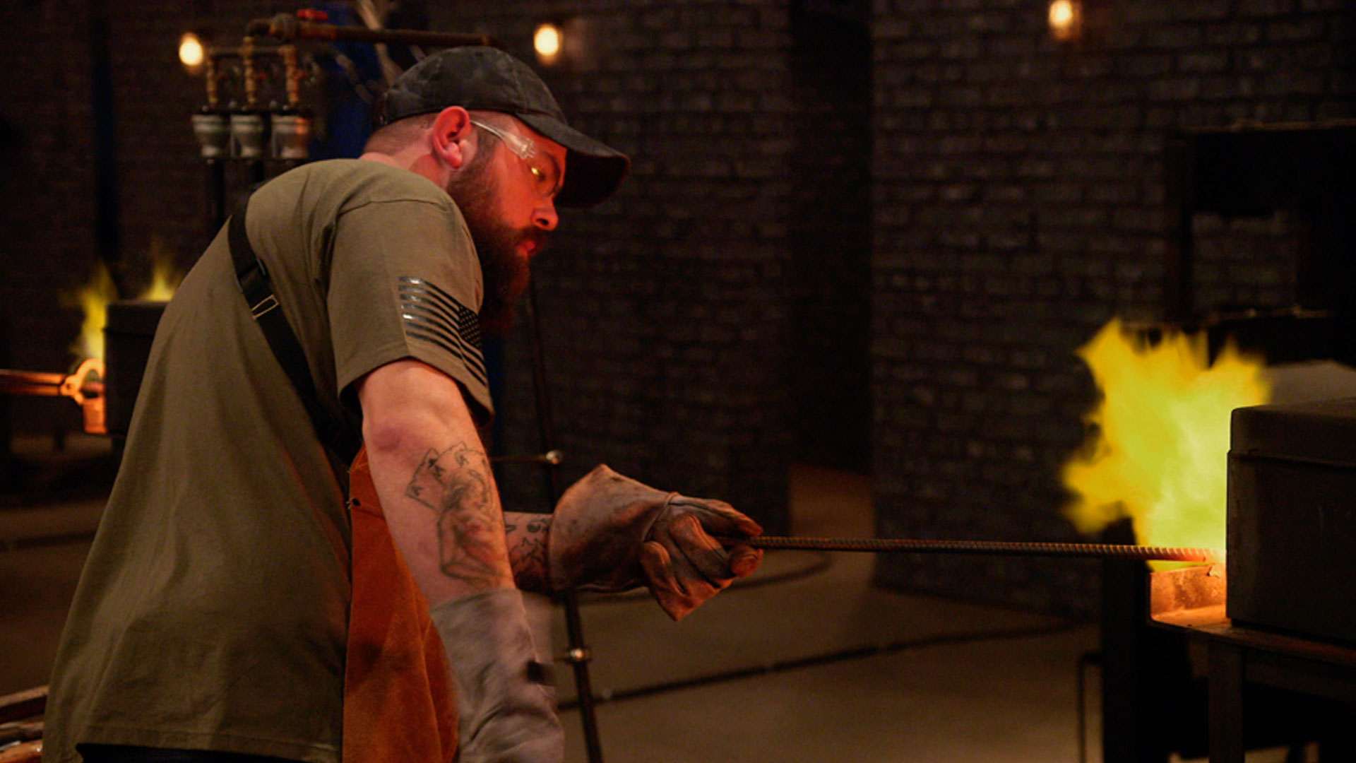 Forged in Fire : Branch Battle: Army