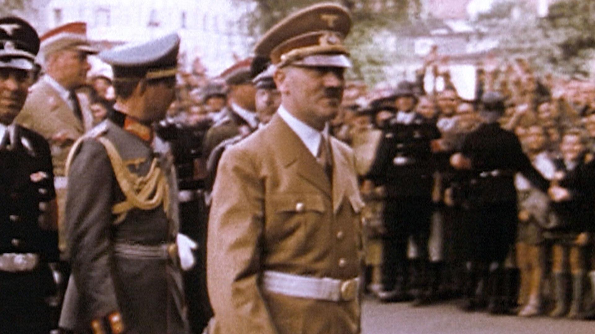 Aliens & the Third Reich