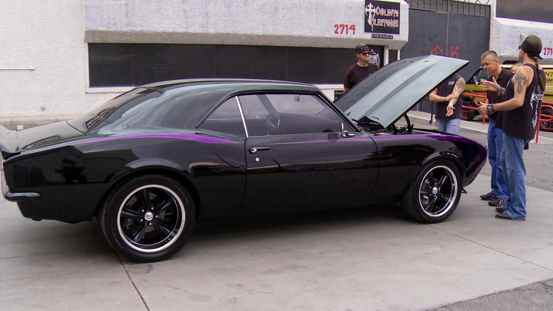 '68 Killer Camaro