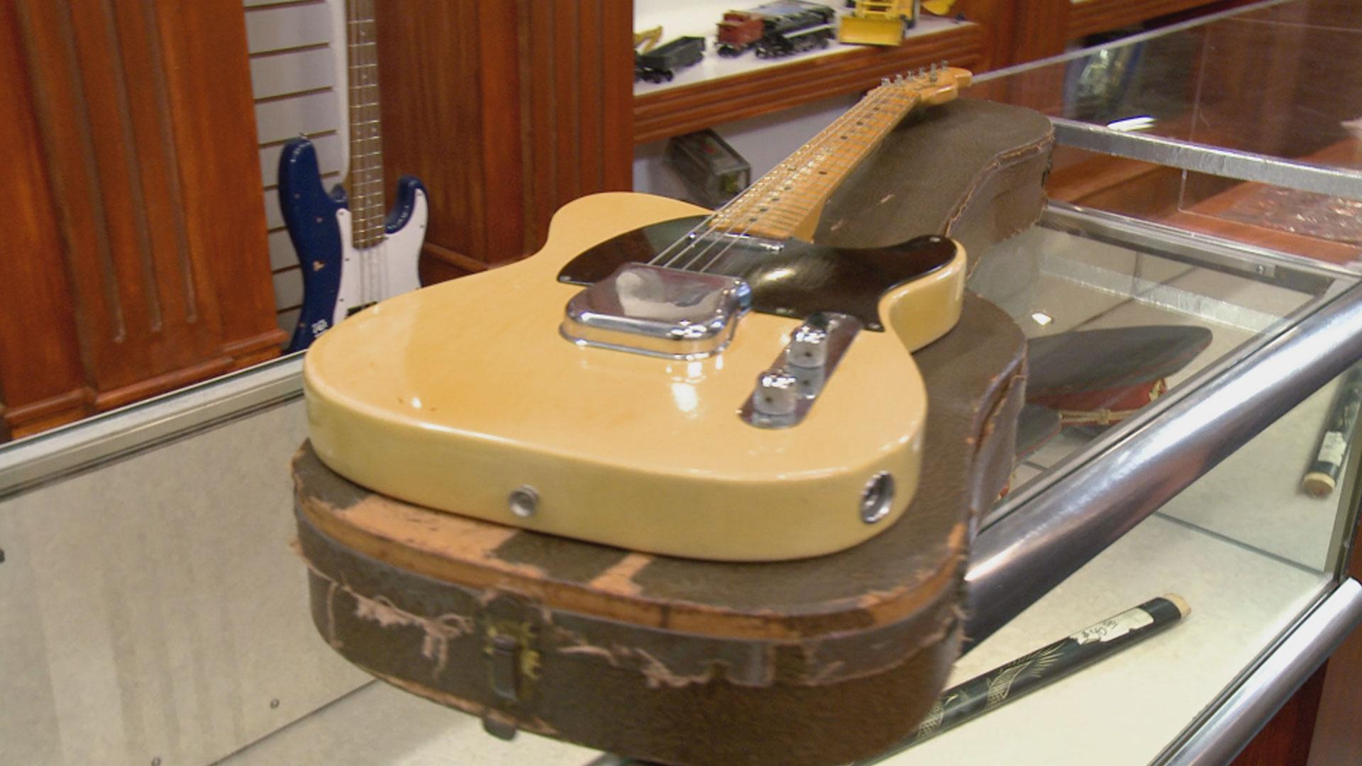 Pawn Stars : Fender Bender