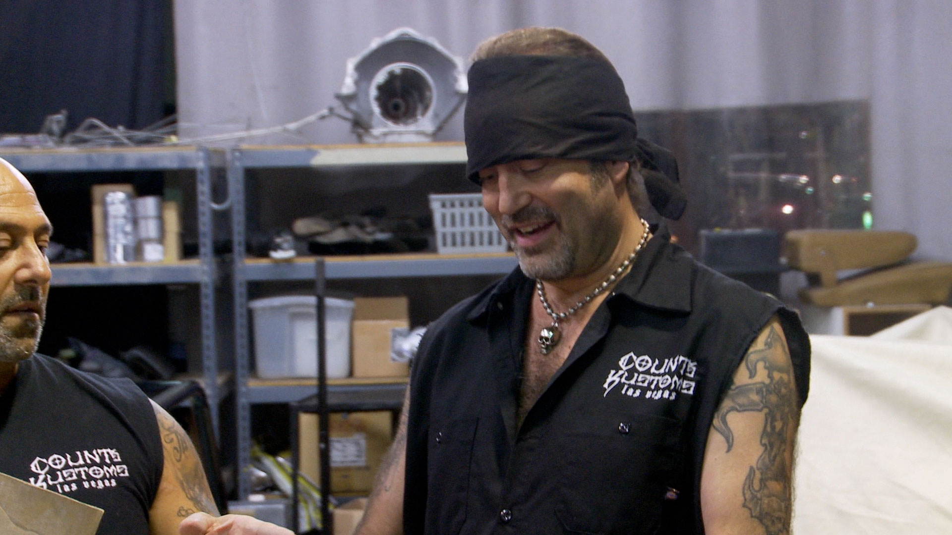 Counting Cars : Electric Ride
