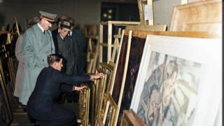 The Hunt for Hitler's Relics