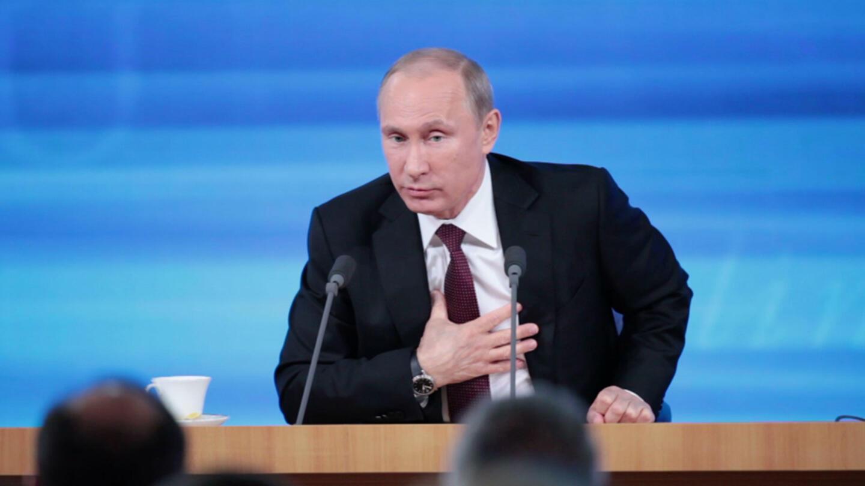 Vladimir Putin History