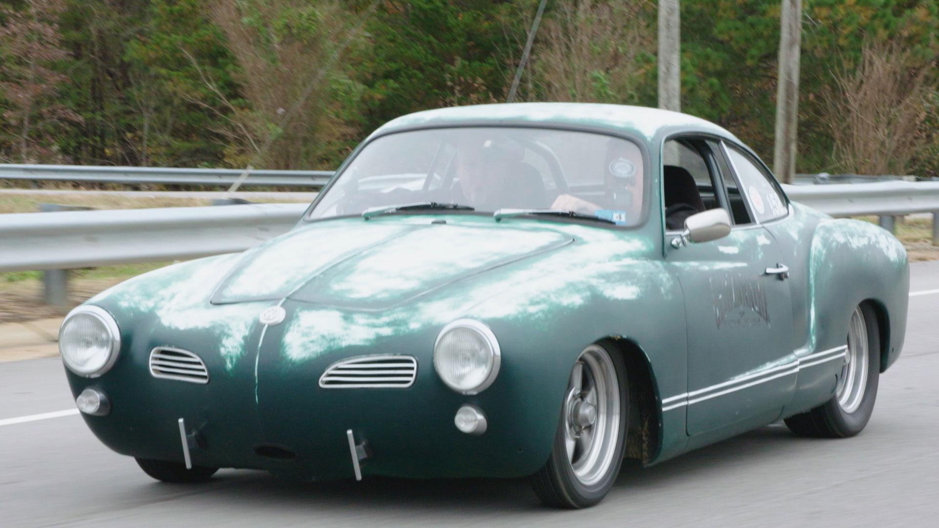 ToyMakerz Drag Races - VW Style