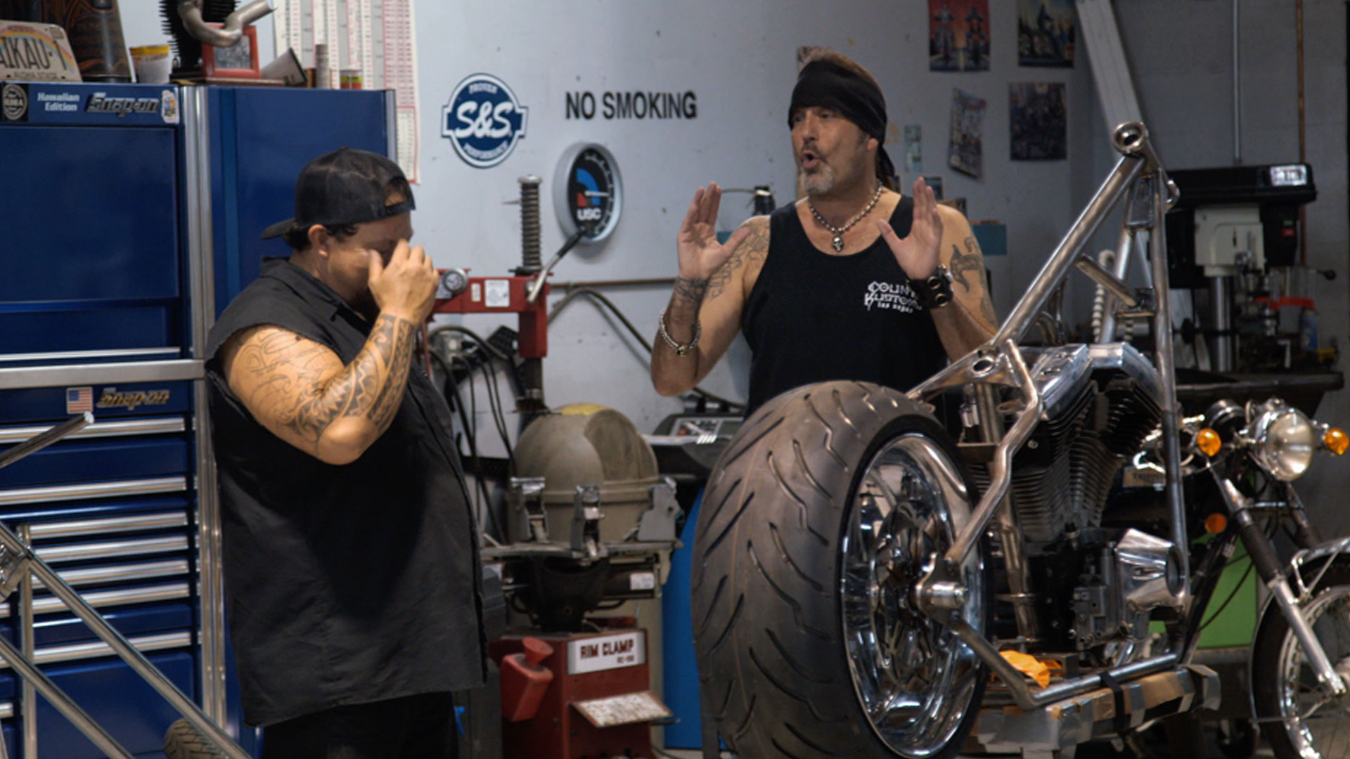 Counting Cars : Big Truck Custom Combo