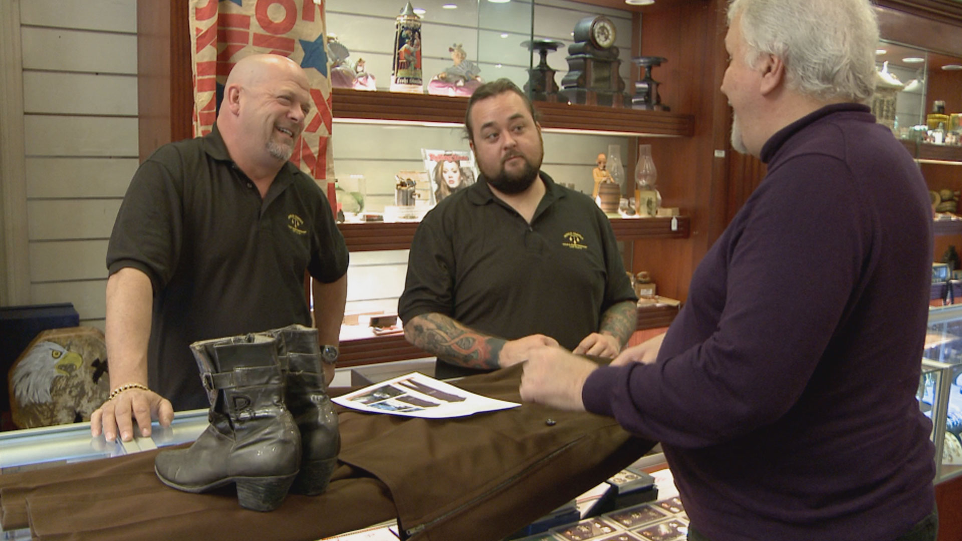 Pawn Stars : Godfather of Pawn