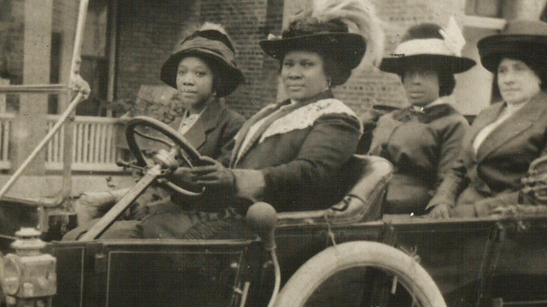 Madam C. J. Walker - HISTORY