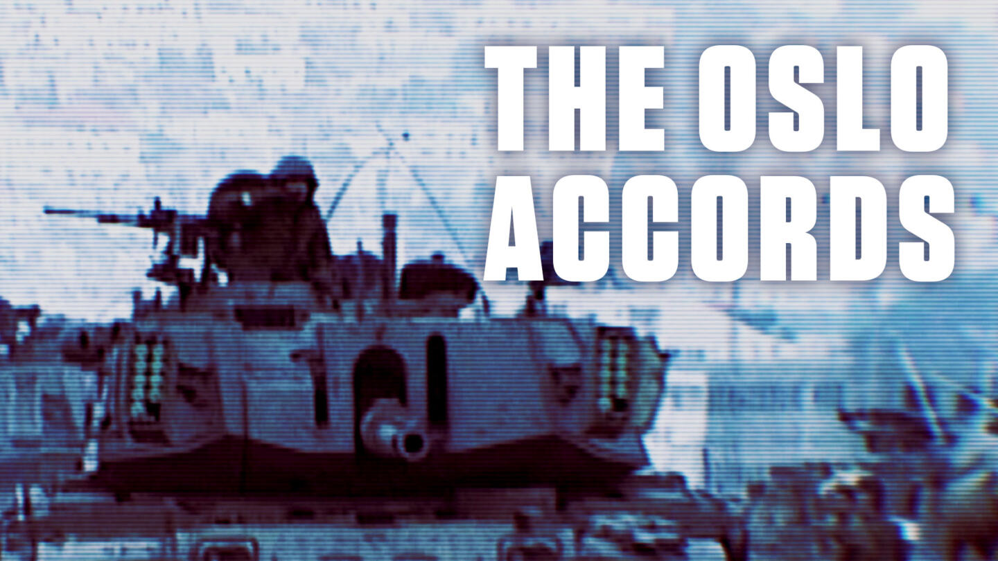 Oslo Accords - HISTORY