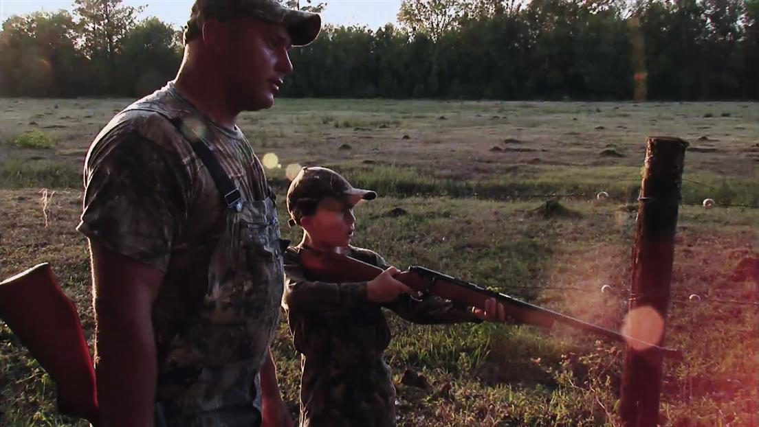After the Hunt: Father and Son