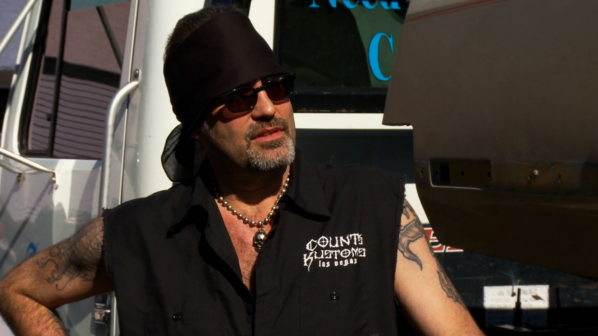 Counting Cars : Danny Takes the Heat