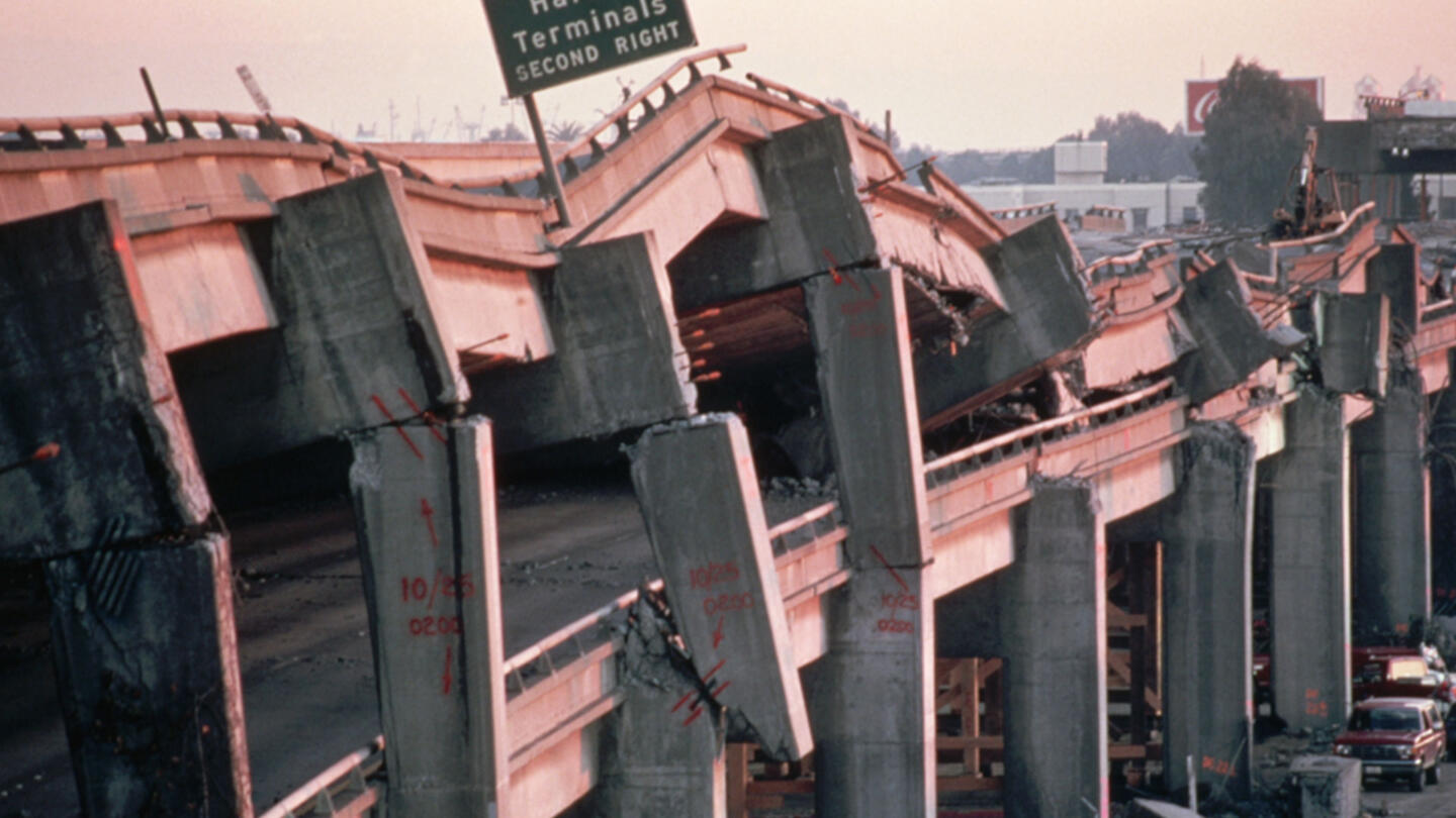 San Francisco Earthquake Of 1989 History