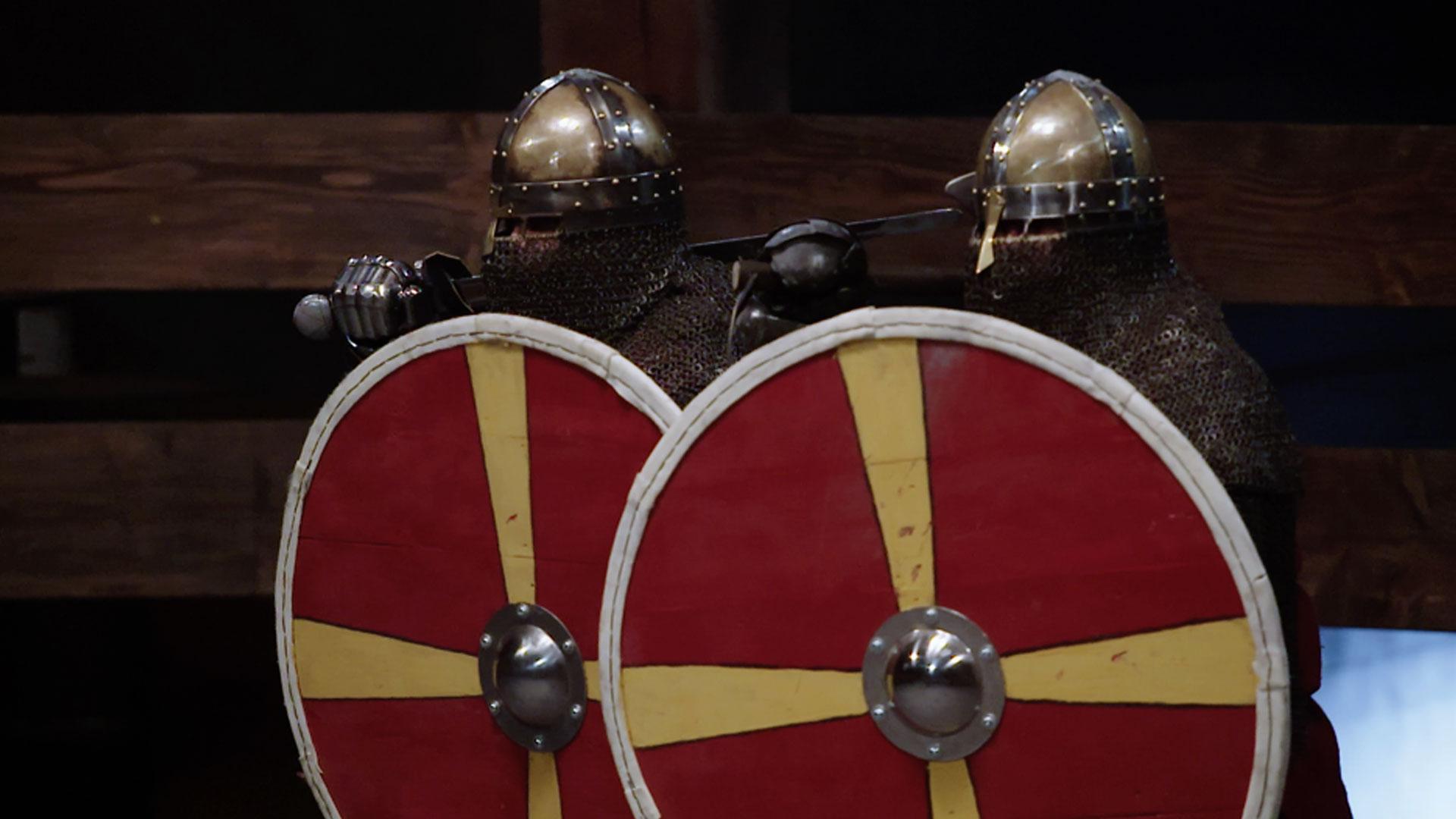 Normans vs Saxons