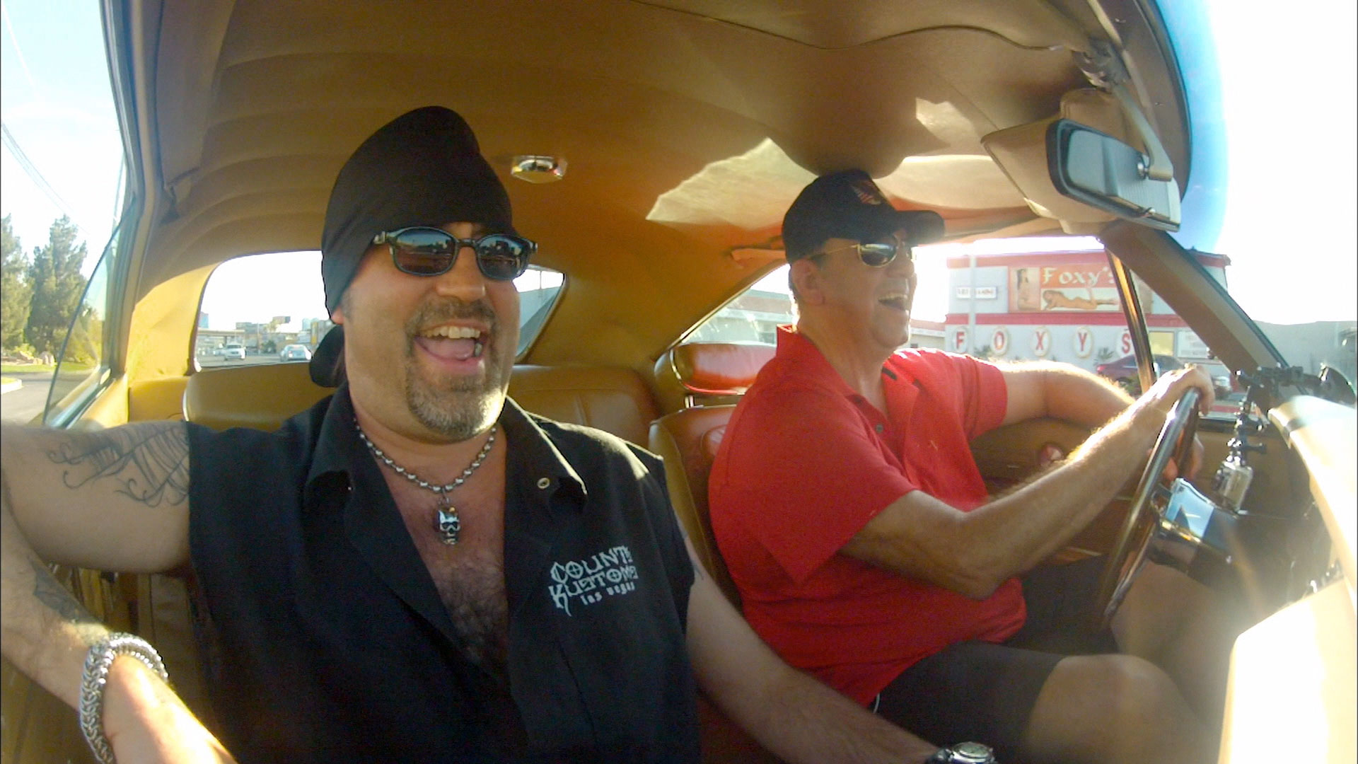 Counting Cars : Count's Cryptonite