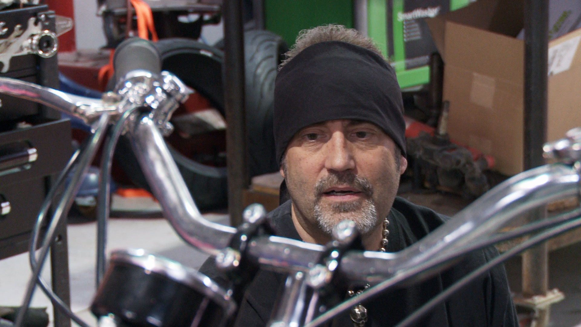 Counting Cars : Tricked Out Triumph Part 2