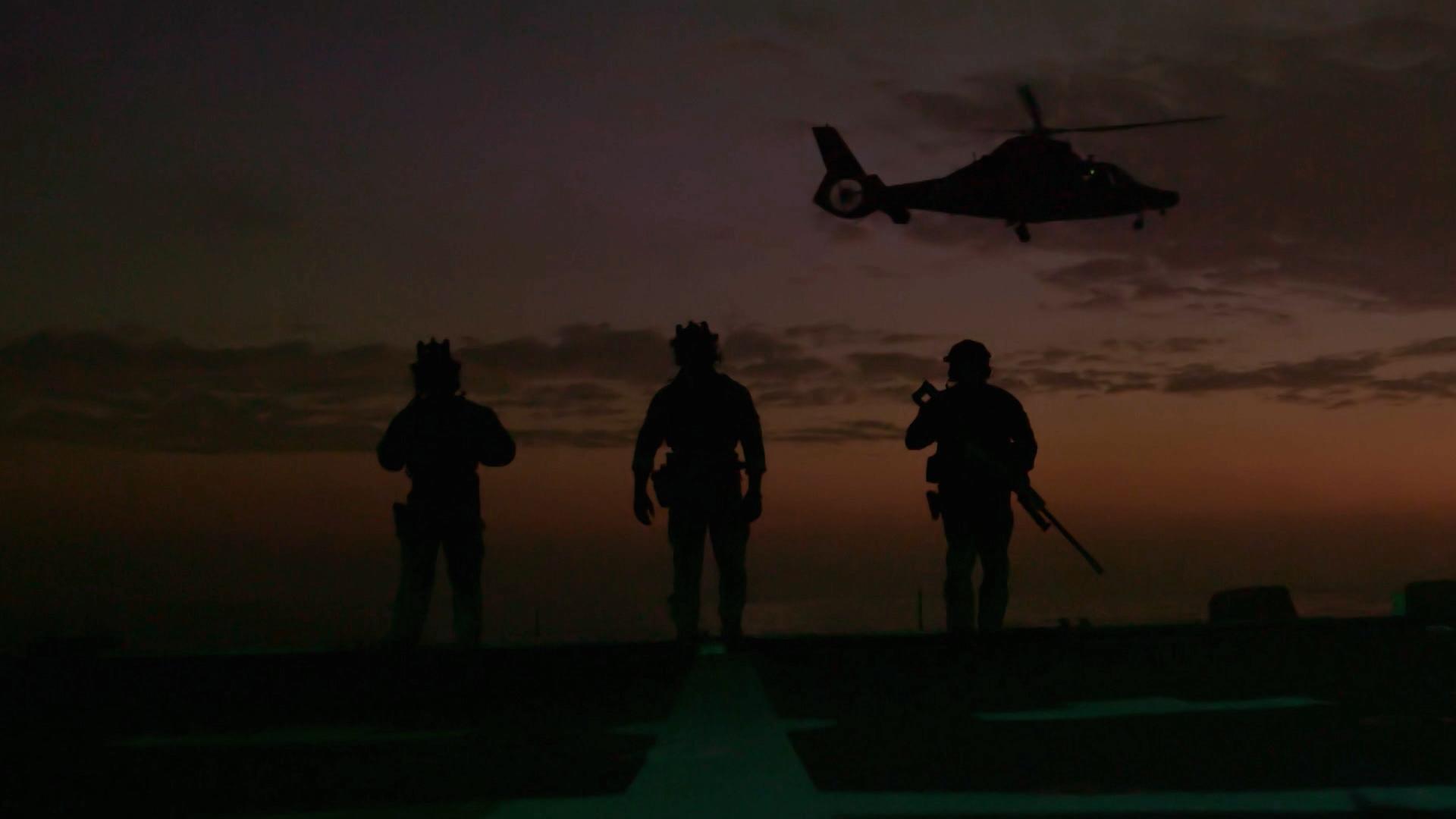 Coast Guard: Mission Critical : Night Shift