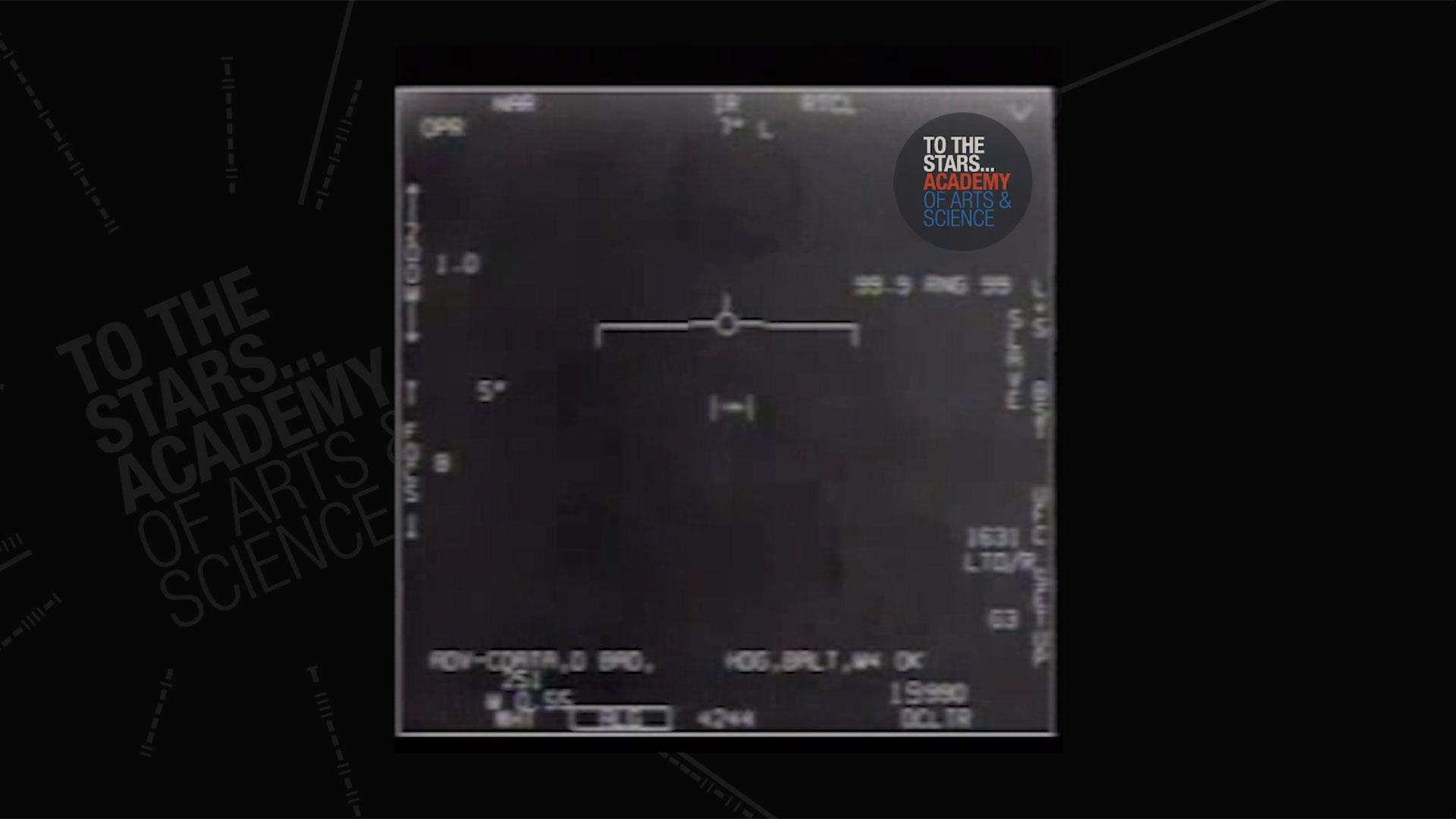 USS Nimitz 'Tic Tac' UFO: Declassified Video