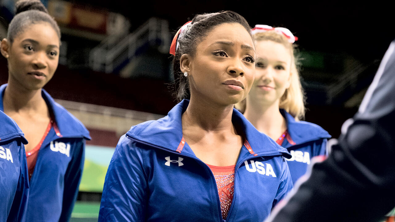 The Simone Biles Biopic Courage To Soar Sm On Vimeo